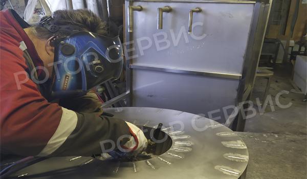 Изготовление промышленных вентиляторов