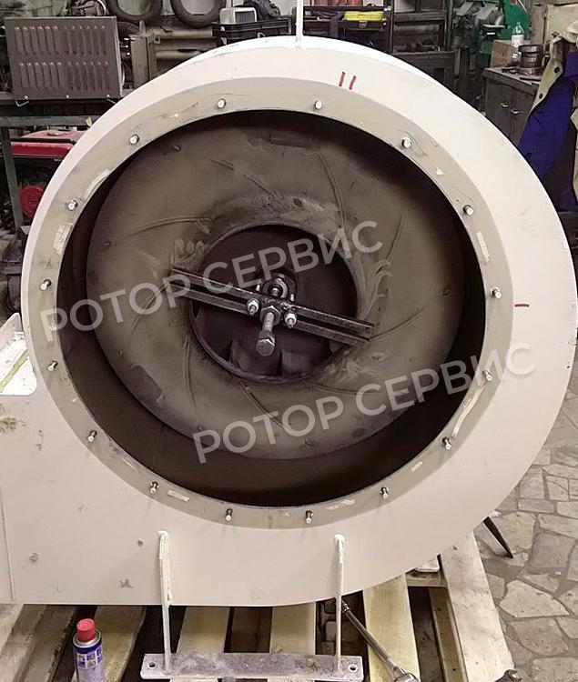 Ремонт промышленных вентиляторов