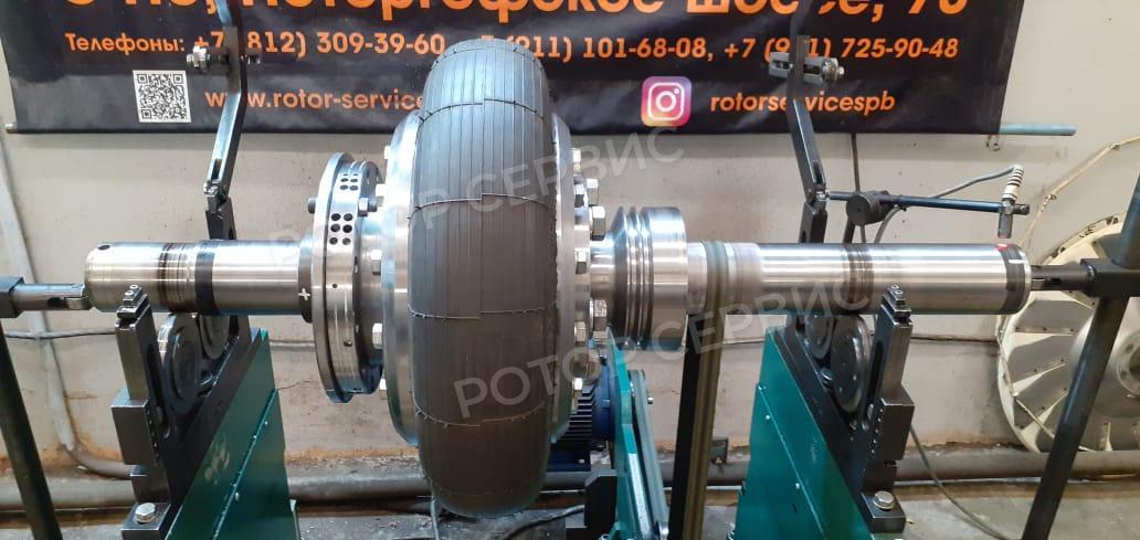 Балансировка муфты Ротор-Сервис