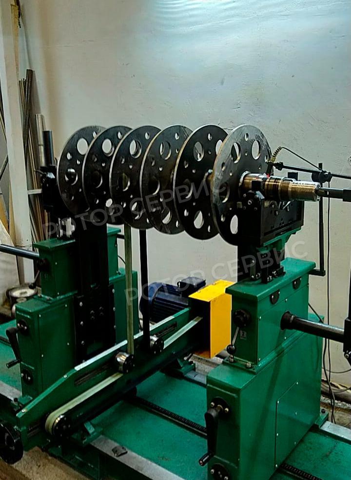 Балансировка роторных дробилок-4