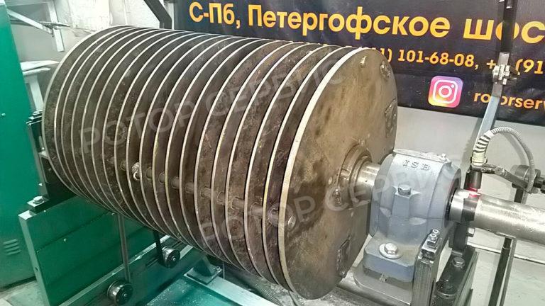 Балансировка роторных дробилок-6